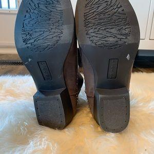 Esprit Shoes - Esprit brown booties